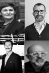 Karen Corrigan, Kris Govaerts,  Stephane Buisseret , Harry Demey